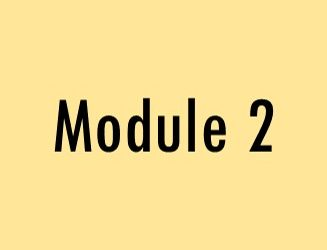 Module 2: Mission, Values, Structure and Eligibility