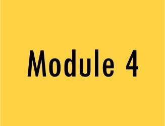 Module 4: Agency Collaboration – Interagency Partnerships, Information Sharing, Interdisciplinary Knowledge and Sustainability